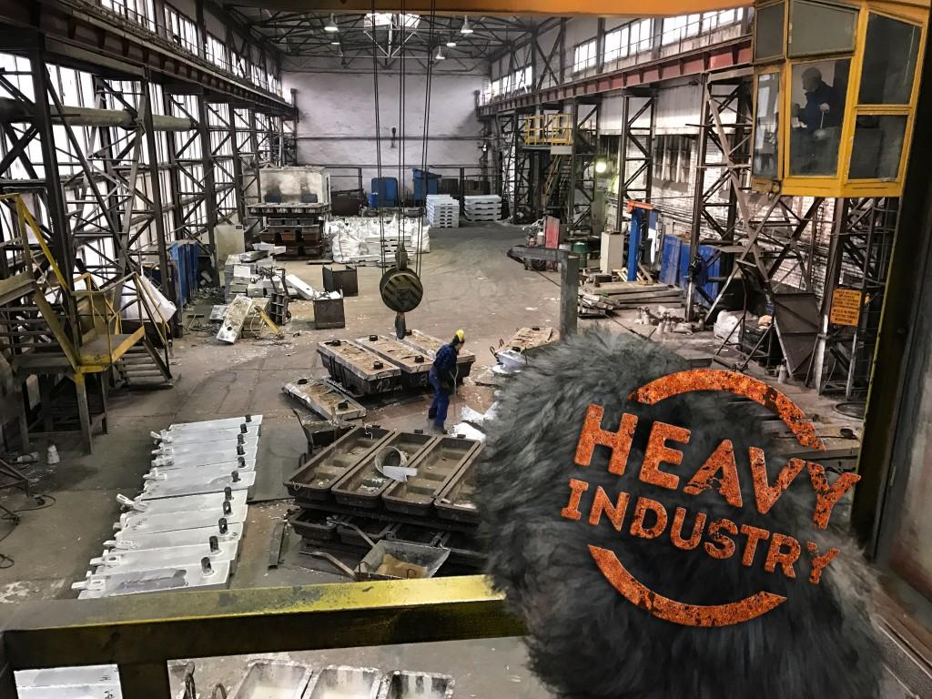 Zinc Smelter Foundry 1