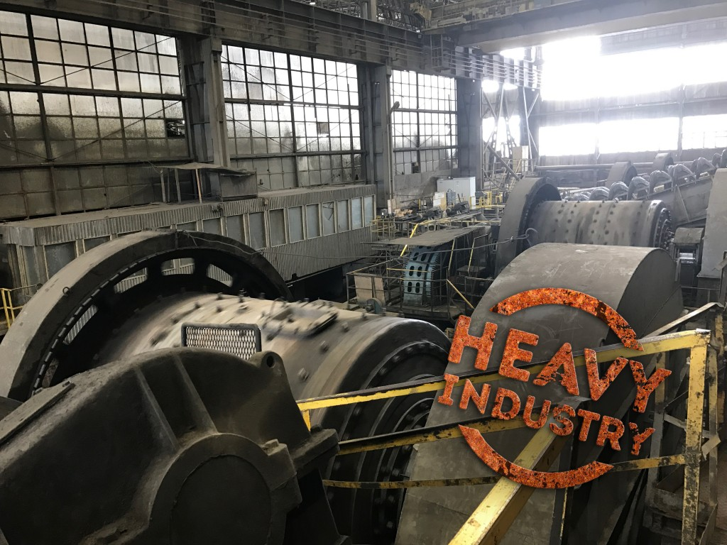 Zinc Smelter Mills 1